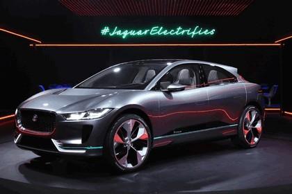 2016 Jaguar i-Pace concept 32