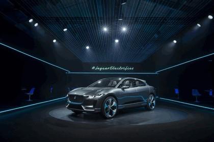 2016 Jaguar i-Pace concept 33