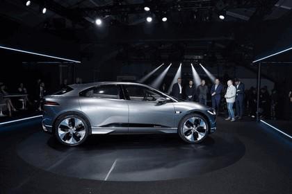 2016 Jaguar i-Pace concept 34