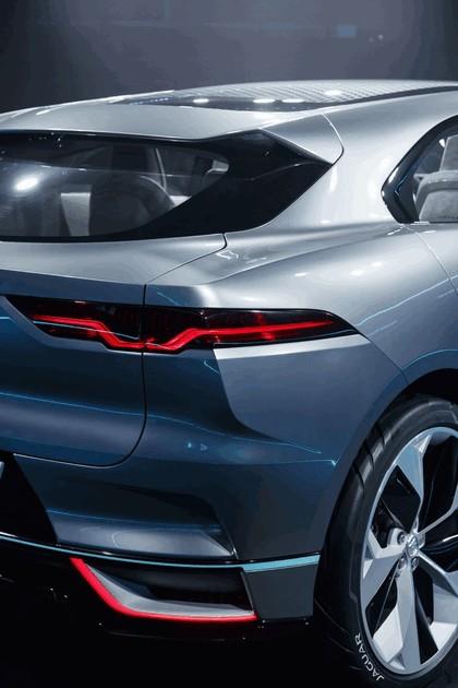 2016 Jaguar i-Pace concept 35