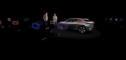2016 Jaguar i-Pace concept 38