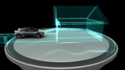 2016 Jaguar i-Pace concept 45