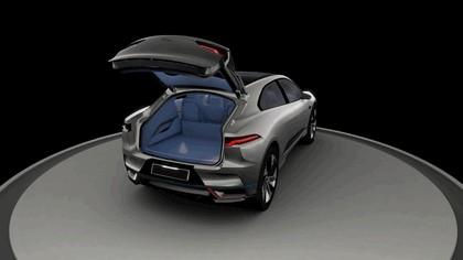 2016 Jaguar i-Pace concept 53