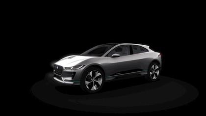 2016 Jaguar i-Pace concept 56