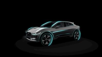 2016 Jaguar i-Pace concept 73