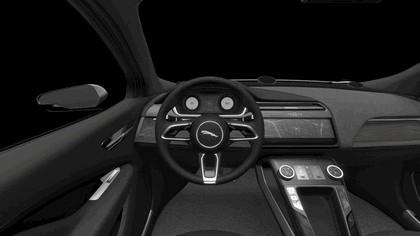 2016 Jaguar i-Pace concept 86