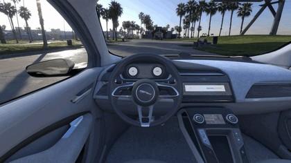 2016 Jaguar i-Pace concept 87