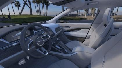 2016 Jaguar i-Pace concept 88