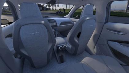 2016 Jaguar i-Pace concept 90
