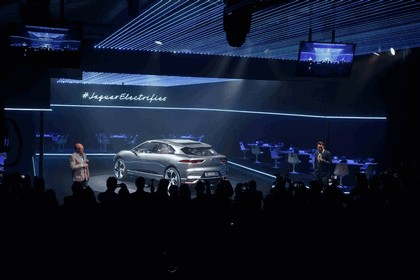 2016 Jaguar i-Pace concept 93