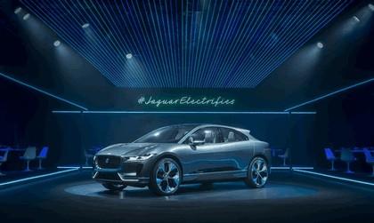 2016 Jaguar i-Pace concept 95