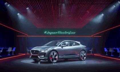 2016 Jaguar i-Pace concept 97