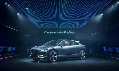 2016 Jaguar i-Pace concept 98