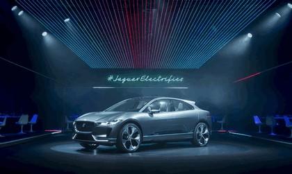 2016 Jaguar i-Pace concept 99