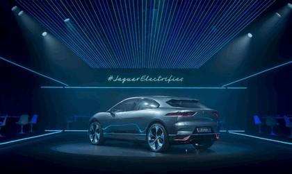 2016 Jaguar i-Pace concept 100