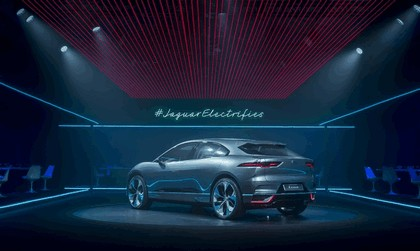 2016 Jaguar i-Pace concept 101