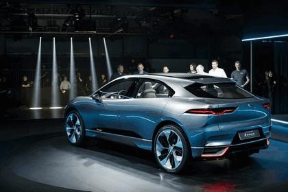2016 Jaguar i-Pace concept 102