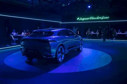 2016 Jaguar i-Pace concept 105