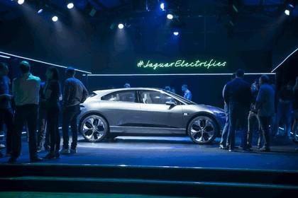 2016 Jaguar i-Pace concept 106