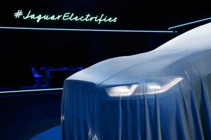 2016 Jaguar i-Pace concept 109