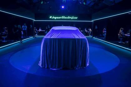 2016 Jaguar i-Pace concept 111