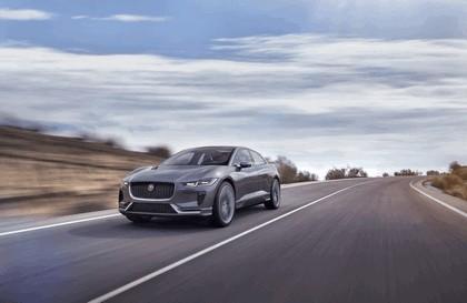 2016 Jaguar i-Pace concept 113