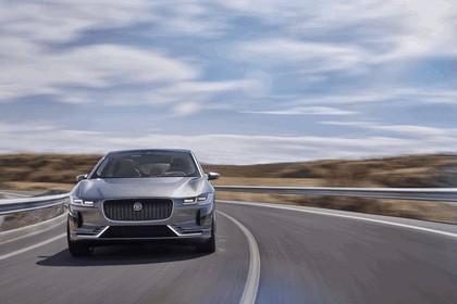 2016 Jaguar i-Pace concept 116