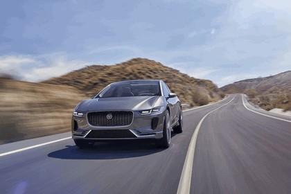 2016 Jaguar i-Pace concept 118