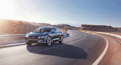 2016 Jaguar i-Pace concept 120