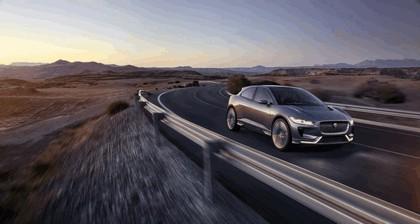 2016 Jaguar i-Pace concept 122