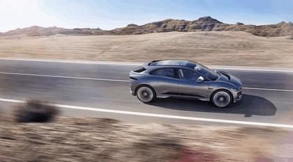 2016 Jaguar i-Pace concept 128