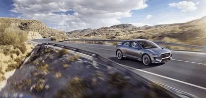 2016 Jaguar i-Pace concept 130