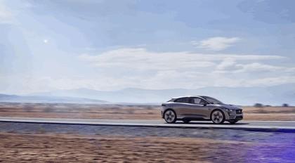 2016 Jaguar i-Pace concept 131