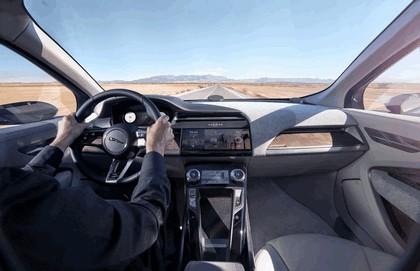2016 Jaguar i-Pace concept 132