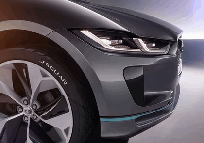 2016 Jaguar i-Pace concept 138