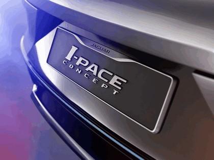 2016 Jaguar i-Pace concept 141