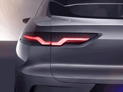 2016 Jaguar i-Pace concept 144