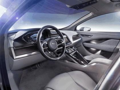 2016 Jaguar i-Pace concept 147
