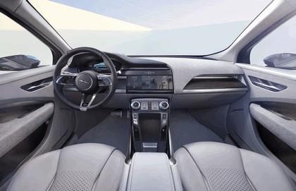 2016 Jaguar i-Pace concept 152