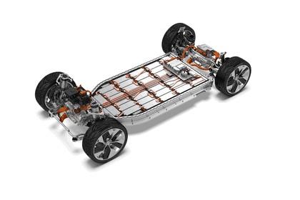 2016 Jaguar i-Pace concept 172