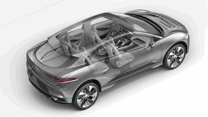 2016 Jaguar i-Pace concept 175