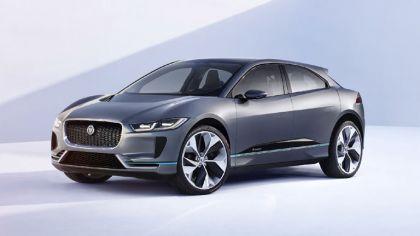 2016 Jaguar i-Pace concept 6