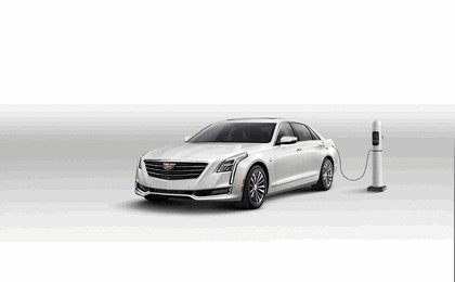2017 Cadillac CT6 Plug-In Hybrid 1
