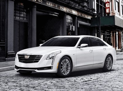 2017 Cadillac CT6 Plug-In Hybrid 8