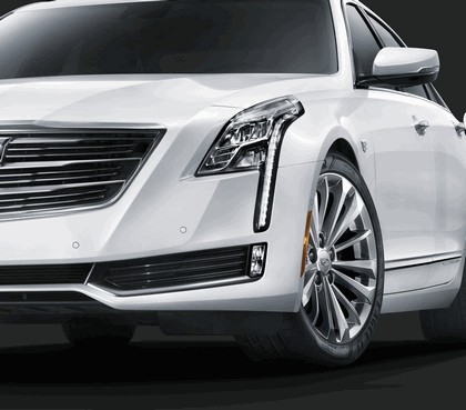 2017 Cadillac CT6 Plug-In Hybrid 9