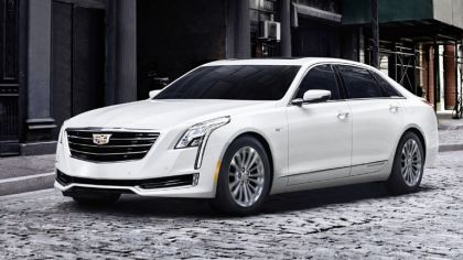 2017 Cadillac CT6 Plug-In Hybrid 3