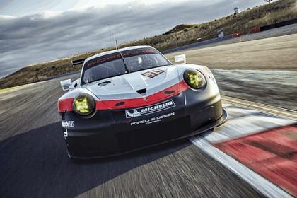 2017 Porsche 911 ( 991 ) RSR 1