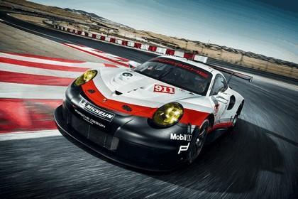 2017 Porsche 911 ( 991 ) RSR 4