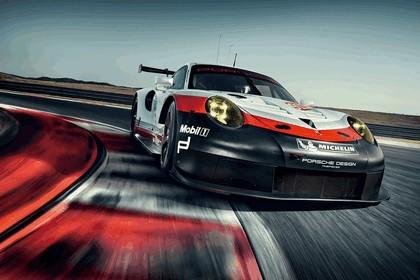 2017 Porsche 911 ( 991 ) RSR 5