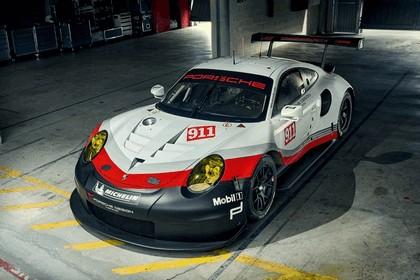2017 Porsche 911 ( 991 ) RSR 8